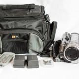 Super oferta!!! Camera video FullHD Canon HG10 + Geanta + 2 baterii de rezerva - Camera Video Canon, Hard Disk, CMOS, 10-20x, 2-3 inch