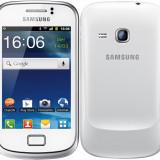 Telefon mobil Samsung Galaxy Mini 2, Alb, Neblocat - Vand Samsung Galaxy S2 mini NOU!