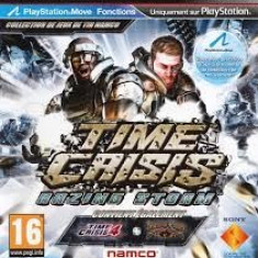 Time Crisis: Razing Storm PS3 - Jocuri PS3 Ea Games, 16+, Multiplayer
