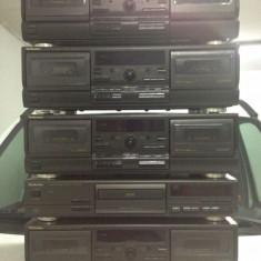 Deck audio - Vand dublu deck Technics RS-TR373