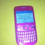 VAND NOKIA C3 - Telefon mobil Nokia C3, Roz, Neblocat