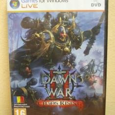 Dawn of War II: Chaos Rising (PC DVD) SIGILAT!!! (ALVio) + sute de alte Jocuri PC Thq originale, Actiune, 16+