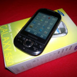 Telefon Samsung, Negru, <1GB, Neblocat, Single core, 256 MB - Samsung Galaxy i5500 Aproape nou