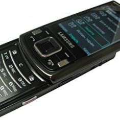 Telefon Samsung, Negru, 8GB, Neblocat, Fara procesor, Nu se aplica - Samsung ionnov8 i8510