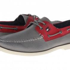 Pantofi barbati - Pantofi Tommy Hilfiger Aldez - Din piele - Pret promotional