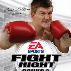 Jocuri Xbox Ea Sports, Sporturi, 12+, Multiplayer - Fight Night Round 2 - Joc ORIGINAL - Xbox