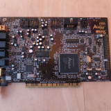 Placa de sunet PCI Creative Audigy SB1394 SB0090