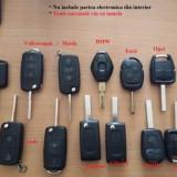 Carcasa cheie telecomanda + lamela  Ford Mondeo