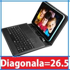Husa tableta cu tastatura - HUSA TABLETA tastatura 10 inch