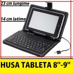 Husa tableta cu tastatura - HUSA TABLETA tastatura