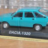 1231.Masini de legenda - Dacia 1320 + revista scara 1:43