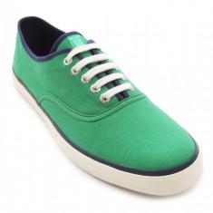Tenisi Gant Regis originali - adidasi panza - tenisi barbati - in cutie - adidasi Gant - 42(26cm), Culoare: Verde, Textil