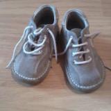 Ghete copii - Ghete, papucei PATROL, piele intoarsa interior -exterior, mar 20