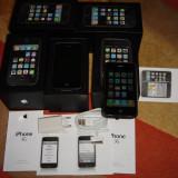 IPHONE 3G 8GB LIBERE DE RETEA, CA NOI LA CUTIE - 189 LEI !!!