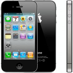 Vând iPhone 4 Apple în stare perfectă, Negru, 8GB, Neblocat