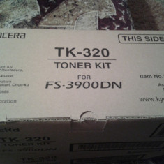 Toner KYOCERA TK320 - Nou sigilat