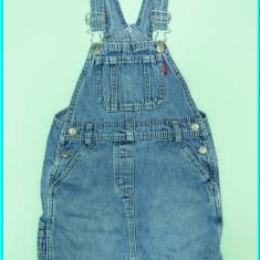 Haine Copii 1 - 3 ani H&m, Sarafane, Fete - DE FIRMA _ Sarafan blugi fetite, marca H&M _ fete | 18 - 24 luni | 92 cm