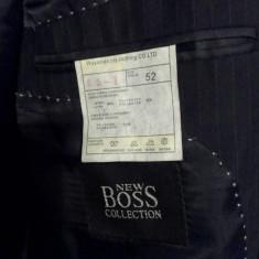 Hugo Boss sacou clasic original premium de firma new collection marimea 52 impecabil PRODUS PREMIUM SUPER OFERTA - Sacou barbati Hugo Boss, Culoare: Din imagine, 3 nasturi, Normal, Lana
