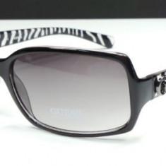 Ochelari soare Guess, pentru fete, model GU7012 BLK 35, Protectie UV 100% - Ochelari de soare Guess