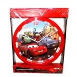 Ceas de perete Disney cu Cars / Fulger McQueen