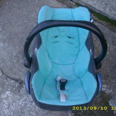 Scaun auto bebe - Scaun auto bebelusi grupa 0+ (0-13 kg) Maxi Cosi, 0-6 luni