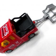 MAJORETTE-REGULAR-SCARA 1/64 - FORD TRANSIT TOW TRUCK ++2501 LICITATII !! - Macheta auto
