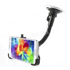 Suport auto Samsung Galaxy S5 G900 i9600 + folie ecran cadou