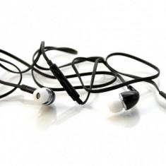 Casti in ear Samsung Galaxy S1 S2 S3 S4 Note EO-HS330 Black - Handsfree GSM