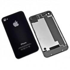 Carcasa Capac Spate Apple iPhone 4S Black Original