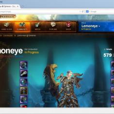 Cont WoW Battlenet EU cu toate expansionurile incluse - Jocuri PC Altele