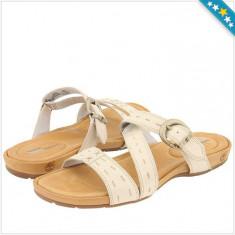 100% AUTENTIC - Sandale TIMBERLAND - Sandale Piele Naturala - Sandale Dama, Femei - Sandale Originale TIMBERLAND