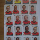 PANINI - Champions League 2009-2010 / Manchester United (20 stikere) - Colectii