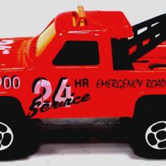 MAJORETTE-REGULAR-SCARA 1/64 -CHEVROLET TOW TRUCK- ++2501 LICITATII !! - Macheta auto