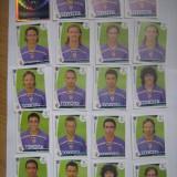 Colectii - PANINI - Champions League 2009-2010 / Fiorentina (20 stikere)