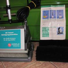 MASINA PROFESIONALA DE CURATAT COVOARE / RZ TM3 - Masina de spalat cu presiune