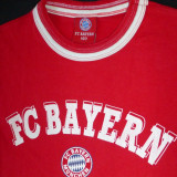 Tricou FC Bayern Munchen; marime 140 (un XS la noi), vezi dimensiuni exacte