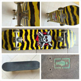 Skateboard Nespecificat, Barbati - Skateboar girl, editie limitata, semnata GUY MARIANO STREET RIPPER SPOOF, aproape nou, 21 cm