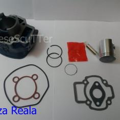 Set motor ( cilindru ) scuter Aprilia SR Funmaster / SR Racing / SR Sport / SR Street ( 5 colturi / 49cc - 50cc TAIWAN ) - Set cilindri Moto