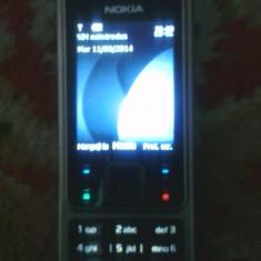 Telefon mobil Nokia 6300, Negru, Neblocat - Nokia 6300