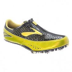 Adidasi dama - Adidasi crampoane / running BROOKS F3 Track & Field; marime 39, 25 cm talpic
