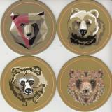 Cartonas de colectie - Biscuiti de pahar