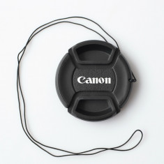 Capac Obiectiv Foto - Capac obiectiv 52mm pentru Canon