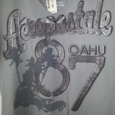Tricou Aeropostale, original 100%, bumbac, XL, nou cu eticheta - Tricou barbati Aeropostale, Maneca scurta