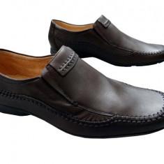 Pantofi barbati piele naturala Denis-890-m