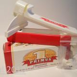 Aparat rulat tigari - Aparat pentru injectat tutun - PRIMUS - injector tutun, tigari