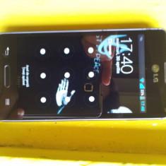LG L5 II E460 - Telefon mobil LG Optimus L5 II, Negru, Neblocat, Single SIM
