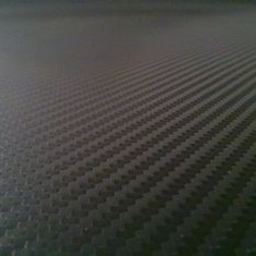 Folii Auto tuning - Rola folie carbon 3D neagra latime 1.27mx30m