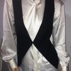 Vesta ZARA BASIC neagra potrivita pentru orice ocazie marimea EUR M MEX 28 - Vesta dama Zara, Marime: M, Culoare: Negru