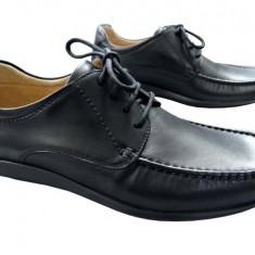 Pantofi barbati piele naturala Denis-1039-n