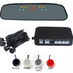 Senzori de Parcare SunTop - Senzori parcare cu display in oglinda V1